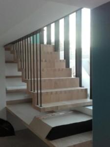 Rebours Charpentier Mayenne Escalier (7) 123